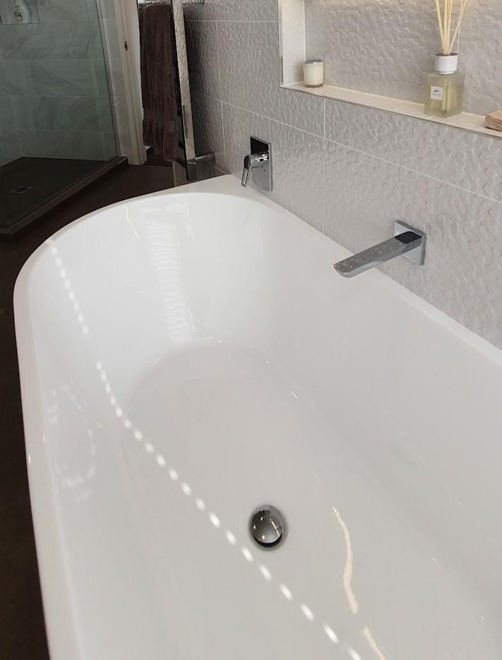 hand basin close up