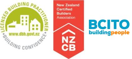 Licensed building practitioner, NZ Certified Builders