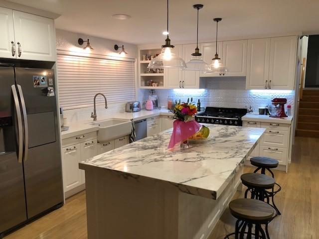 kitchen - after renovation
